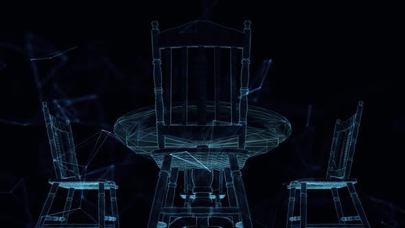 Digital Table Chairs Hd