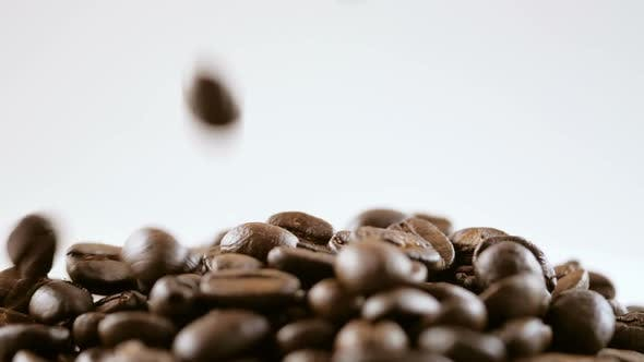 Thumbnail for Falling Coffee Beans