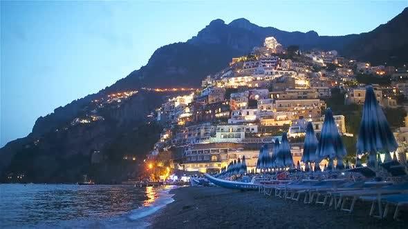 Thumbnail for Beautiful Coastal Towns of Italy - Scenic Positano in Amalfi Coast