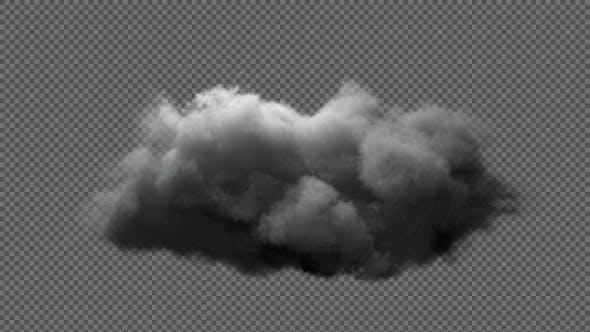Isolierte Cloud