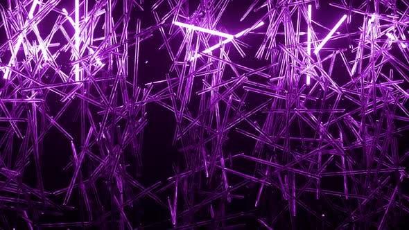 Intense Flashing Vj Neon Lights 5