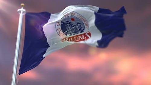 Billings Flag, United States