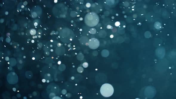 Thumbnail for Floating Abstract Particle Bokeh on Dark Background