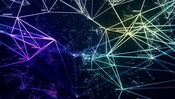 Digital Network Glitch