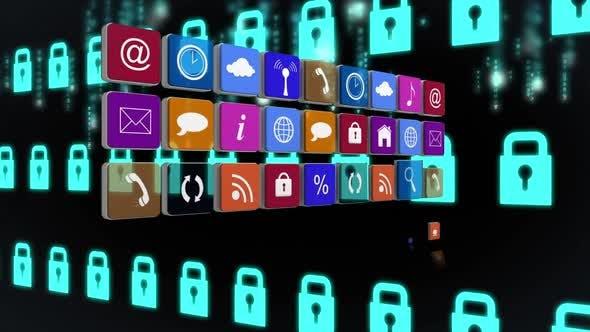 Unlocking apps
