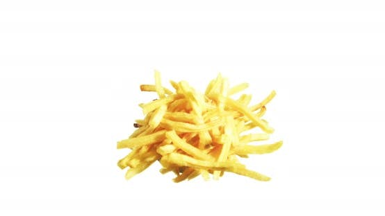 Thumbnail for French Fries Fast Food