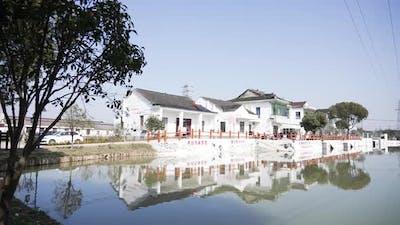 China's Beautiful Rural River V2