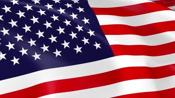 Cover Image for USA Flag