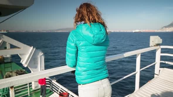 Thumbnail for algeciras spain shipping harbour port passenger ferry transportation