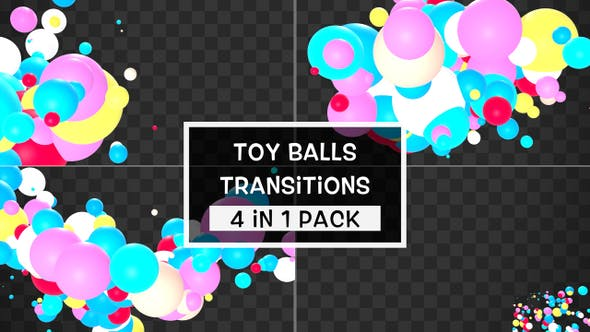 Thumbnail for Toy Balls Transitions Pack