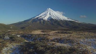 Viewpoint of Mount Taranaki