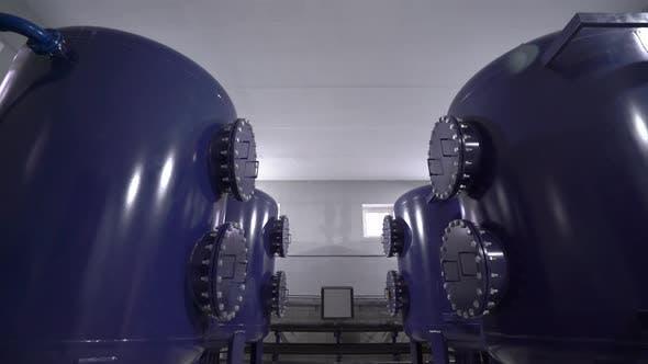 Water Tank Equipment