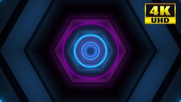 Thumbnail for 4 Geometric Vj Loop Pack