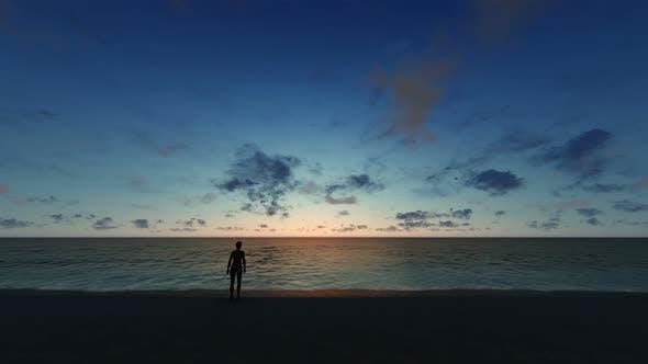 Thumbnail for 4K Beach Seaside
