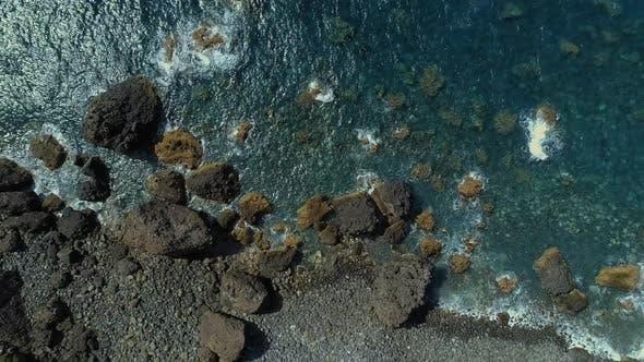 Thumbnail for Rocky Beach Birds Eye View
