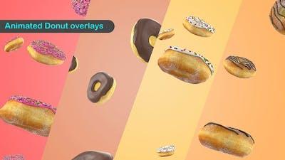 Donut overlays