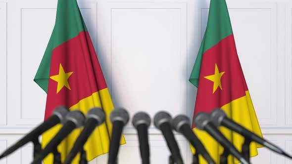 Thumbnail for Cameroonian Official Press Conference