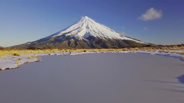 Thumbnail for Photographers by Mount Taranaki