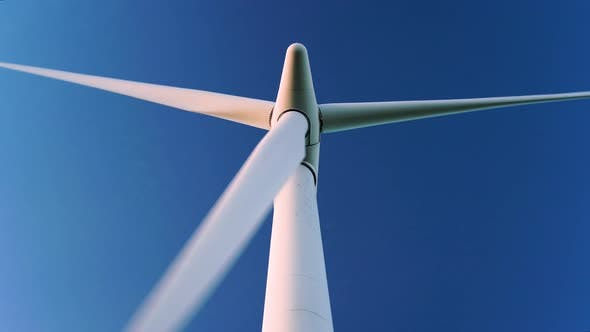 Thumbnail for Large wind turbine