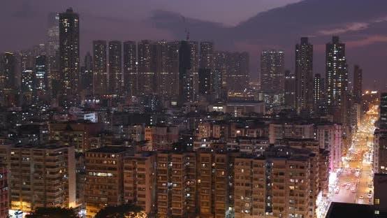 Thumbnail for Sham shui po, Hong Kong residential building