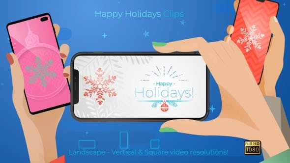 Cover Image for Happy Holidays