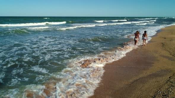 Thumbnail for Walk Along the Seashore