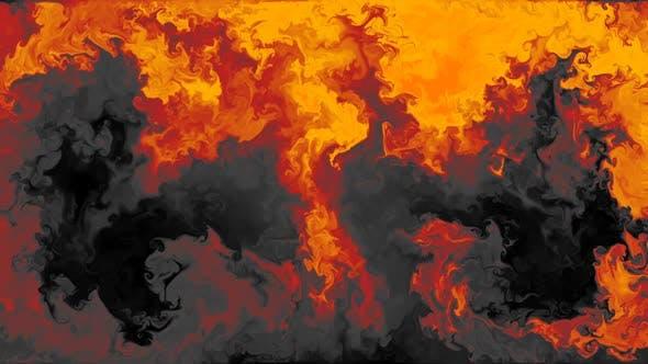 Thumbnail for Fire Turbulence 08