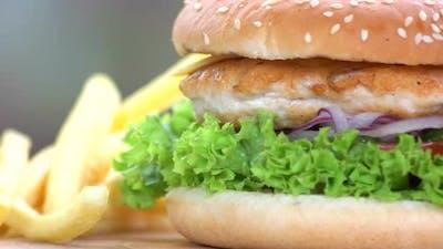 Fast Food Macro.