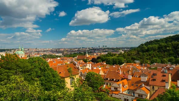 Thumbnail for Sunny View from Prague Castle