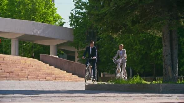 Thumbnail for Riding Bikes to Work