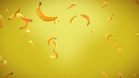 Thumbnail for Banana Floating Up