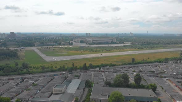 The Airfield Runway