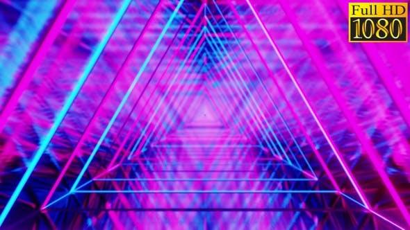 Thumbnail for Retrowave Vj Loops Pack V1