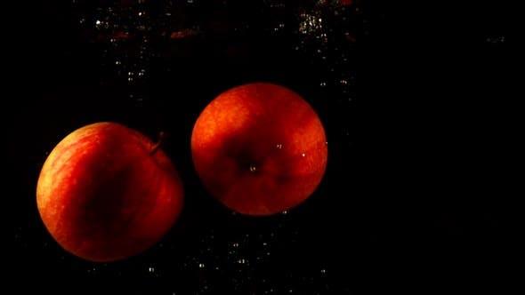 Thumbnail for Falling Apples