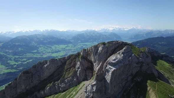 Thumbnail for Mountain Landscape Nature Outdoors Scenery Background