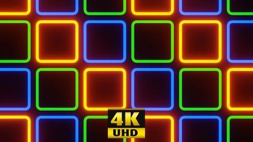 Vj Loop Disco Pulse 4K
