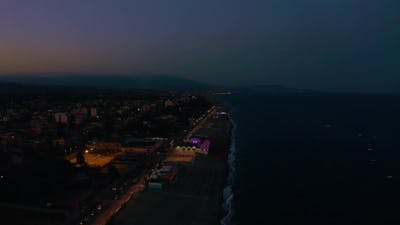 Locri by Night