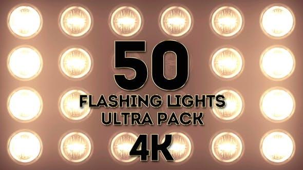 Lichter blinken Ultra Pack 4K