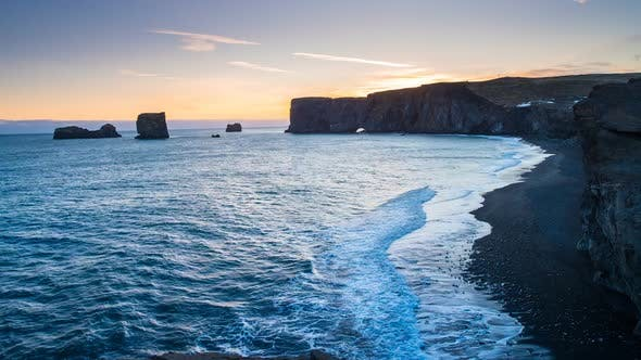 Iconic Icelandic Landscape