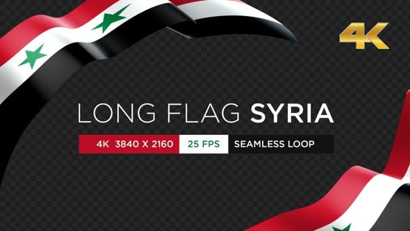 Long Flag Syria