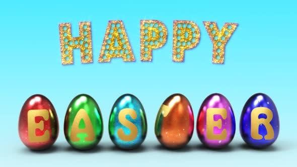 Thumbnail for Happy Easter Egg   Option B