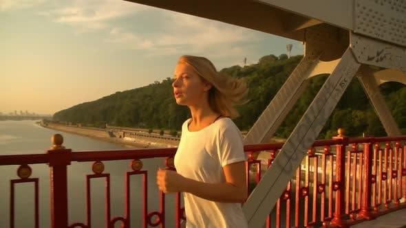 Thumbnail for Damen Joggen Outdoor