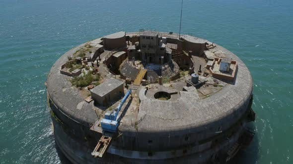 Thumbnail for Old Abandoned Sea Fort Ruins