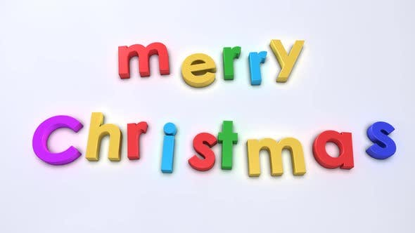 Thumbnail for Magnetic Merry Christmas