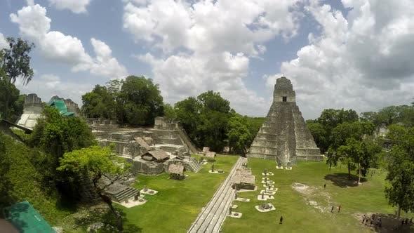 Thumbnail for Tikal Urban Mayan Civilization Ruins in Guatemala