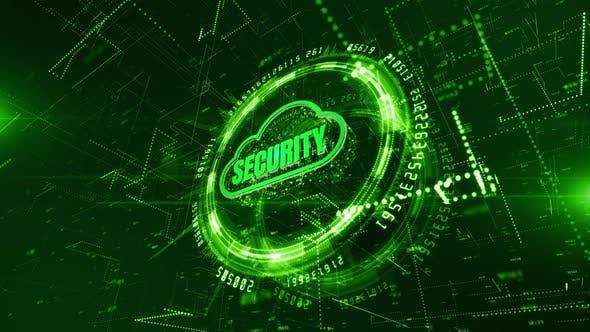 Digital Cloud Cyber Security 00472 FHD