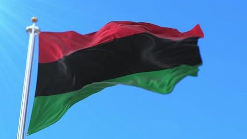 Pan Africanism Flag
