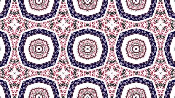 Abstract Motif Pattern Design