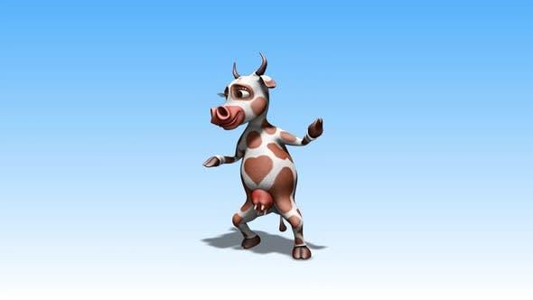 Fun Cow - Cartoon Dance 3