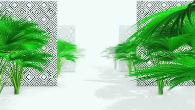 Fashion Palm Tree 01 4k
